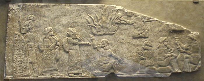 Prisionerios babilonios