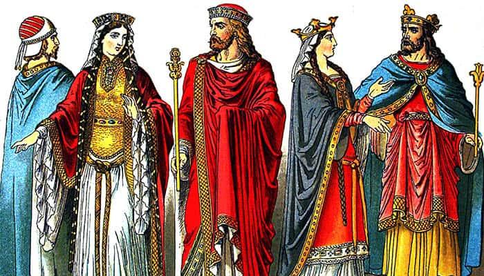 Reyes de los francos