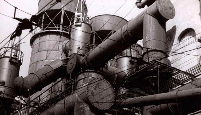 Altos Hornos de Bilbao y otras industrias