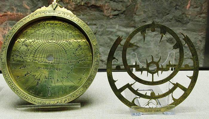 Historia del astrolabio