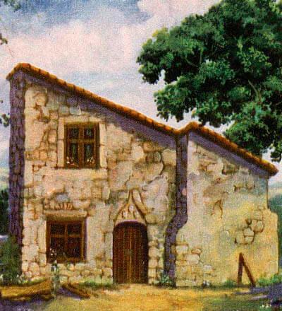 Casa natal de Juana de Arco