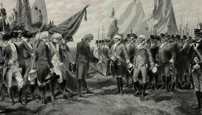 Consecuencias de la batalla de Yorktown