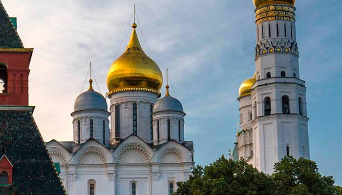 Catedral del Arcángel Miguel (Moscú)