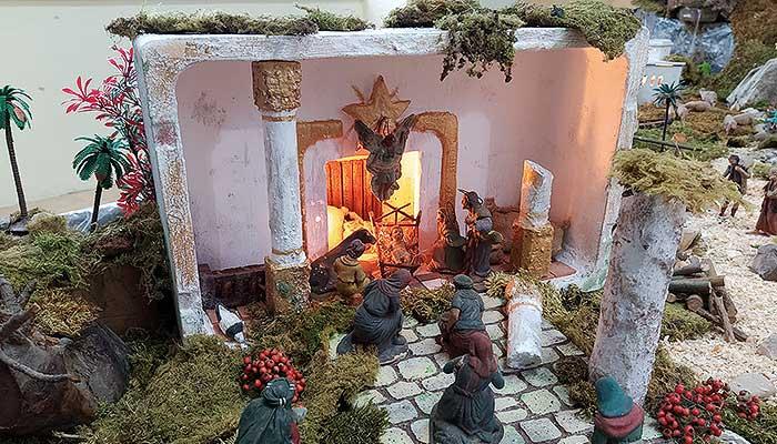 Nacimiento o belén de Navidad