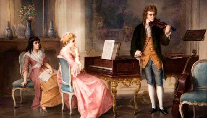 En el reino de la música, de Otto Erdmann