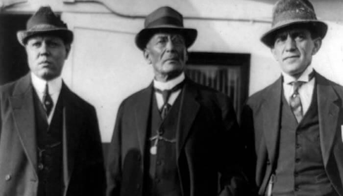 Fotografía de Jose C. Delgado, Victoriano Huerta y Abraham F. Ratner.