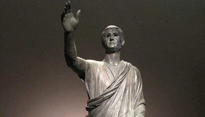 Estatua El orador