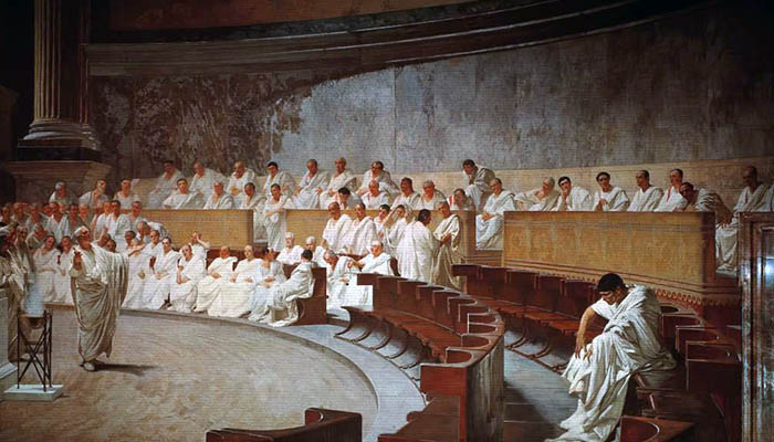 Cónsul romano