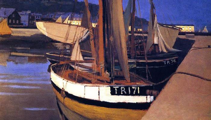 Un puerto, de Felix Vallotton