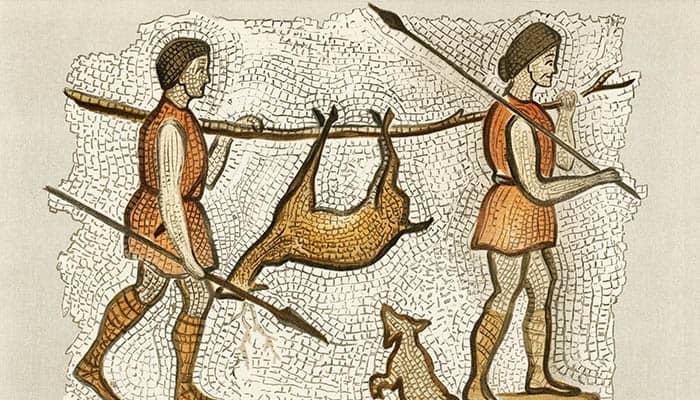 Armas de caza en la prehistoria