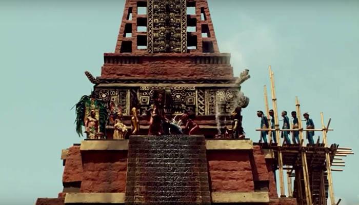 Sacrificios mayas