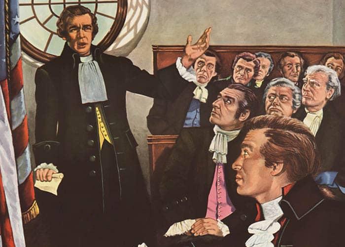 Ilustración de un juicio