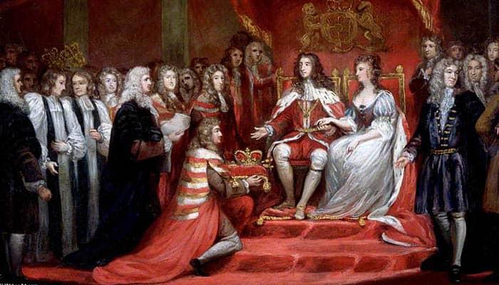 Carta de derechos, 1688