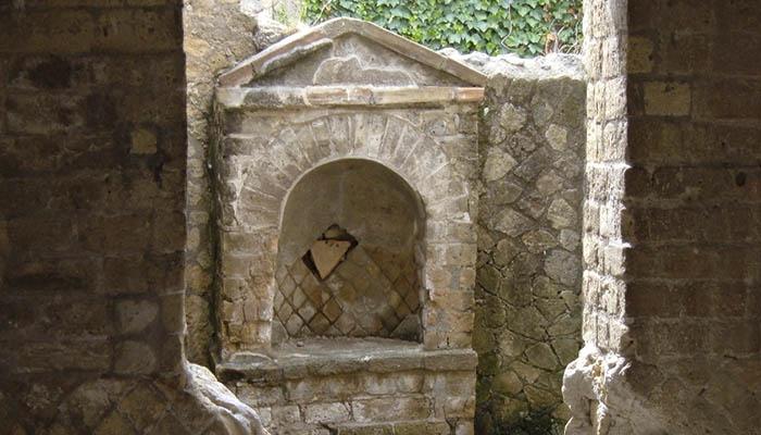 Altar romano