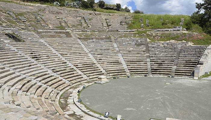 Teatro de Halicarnaso