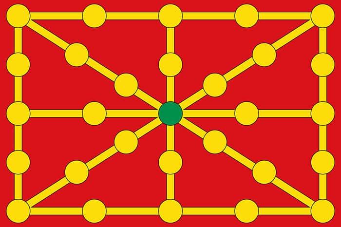 Bandera del Reino de Navarra