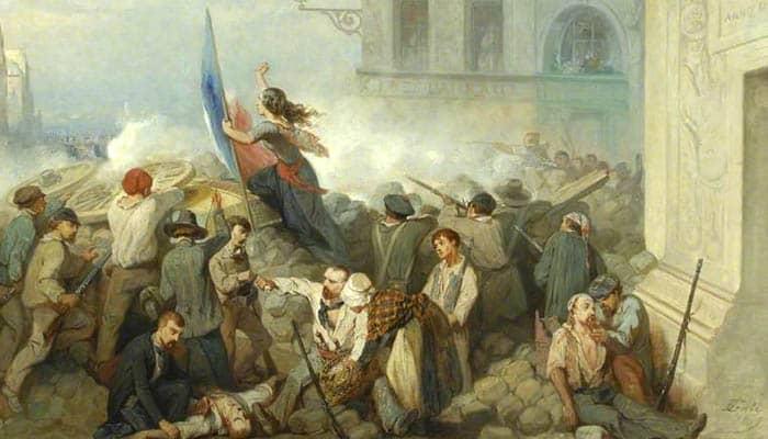 Revoluciones de 1848 o Primavera de los Pueblos