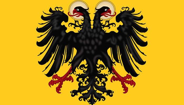 Bandera del Sacro Imperio Romano Germánico