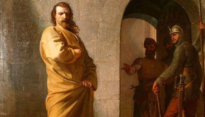 Humillación de Enrique IV
