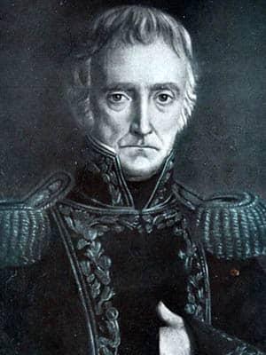 Retrato de Cornelio Saavedra