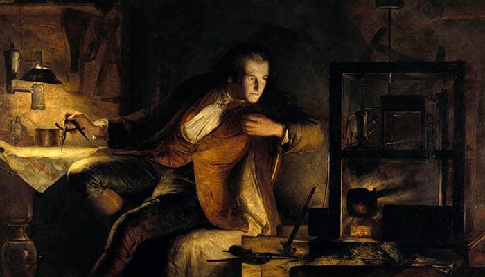 James Watt y la máquina de vapor: el nacimiento del siglo XIX