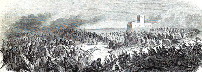 Combate de Santos-Lugares