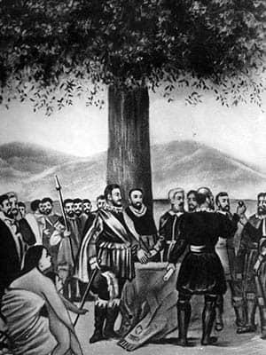 Primer cabildo celebrado en La Habana
