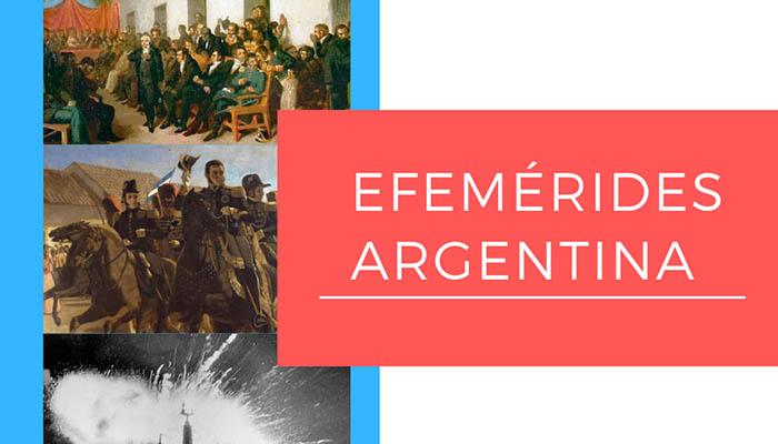 Efemérides de Argentina