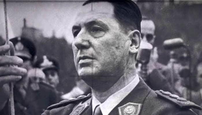 Juan Domingo Perón como militar