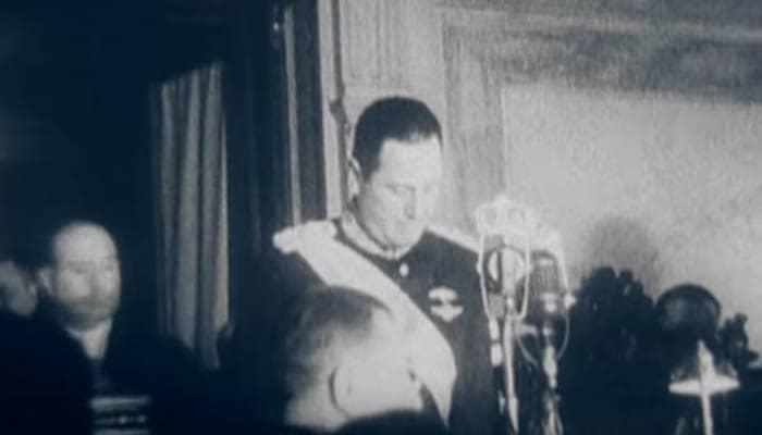 Perón asume la presidencia de Argentina