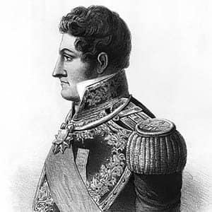 Ilustración de Juan Manuel de Rosas.