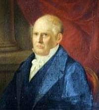 Retrato de León Ortiz de Rozas