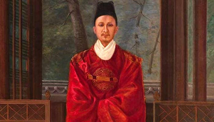 Rey de Corea