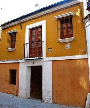 Casa natal de Diego Velázquez