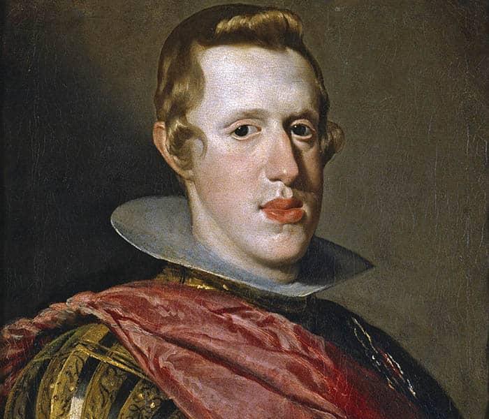 Felipe IV, de Diego Velázquez