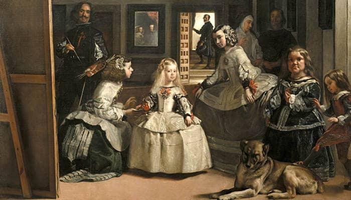 Las meninas, de Diego Velázquez