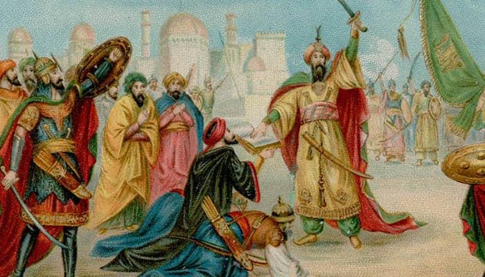 Abderramán III proclama el califato de Córdoba