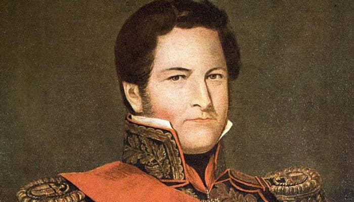 Retrato de Juan Manuel de Rosas