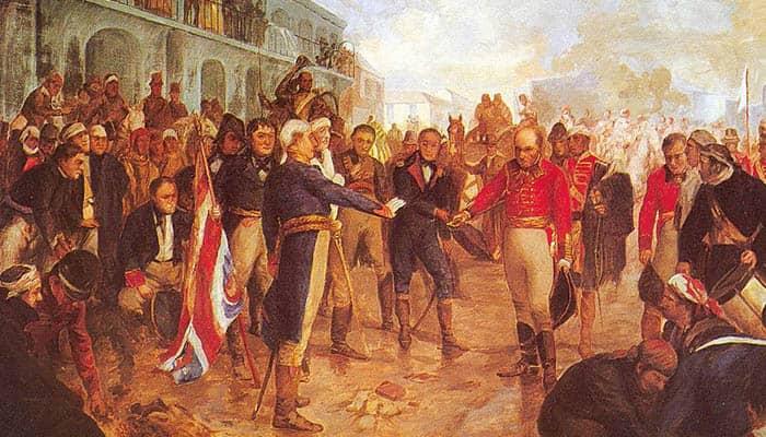 La Reconquista de Buenos Aires durante las Invasiones Inglesas