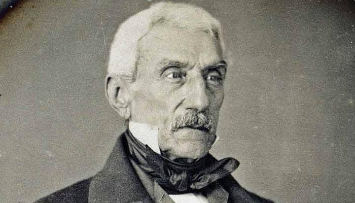 Fotografía de José de San Martín