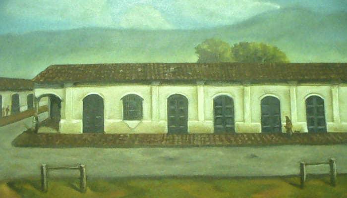 Casa natal de Juan Bautista Alberdi