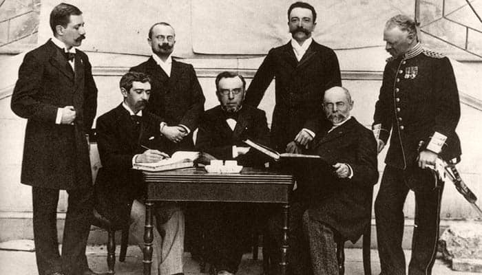 Primer Comité Olímpico Internacional