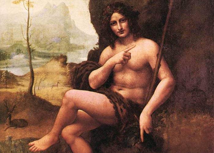 Baco, de Leonardo da Vinci