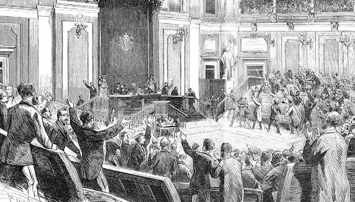 Proclamación de la Primera República Española