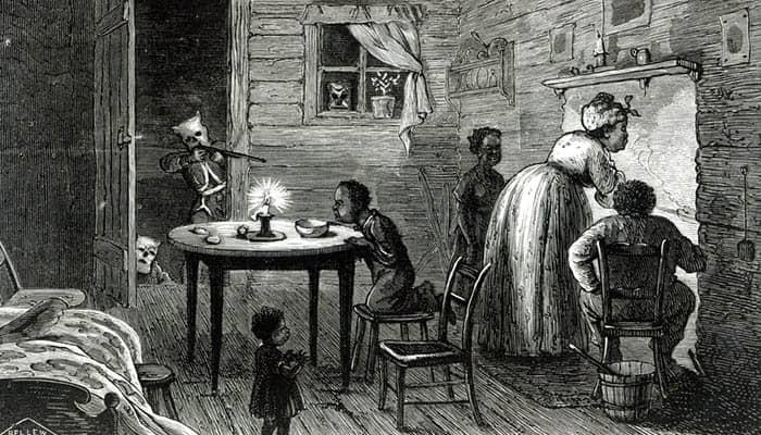 El Ku Klux Klan ataca a una familia afroamericana