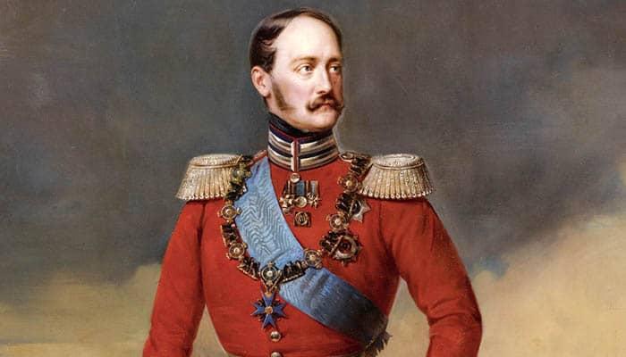 Retrato de Nicolás I de Rusia