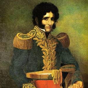 Retrato de Facundo Quiroga