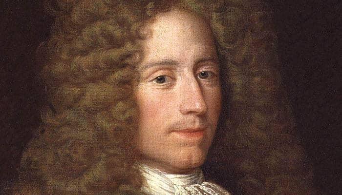Retrato de John Law