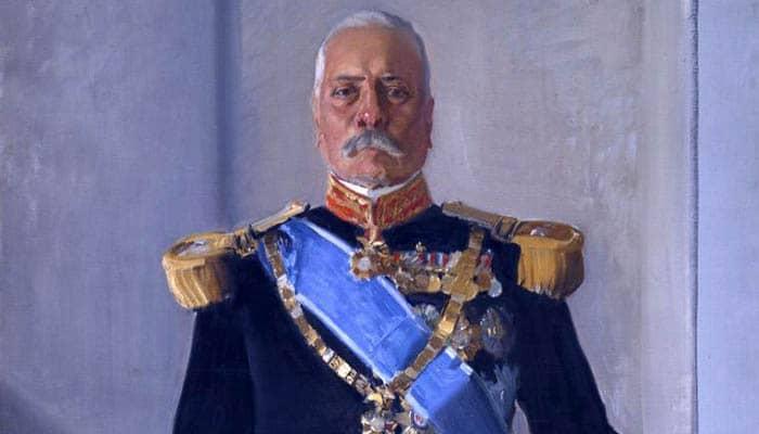 Porfirio Díaz, expresidente de México