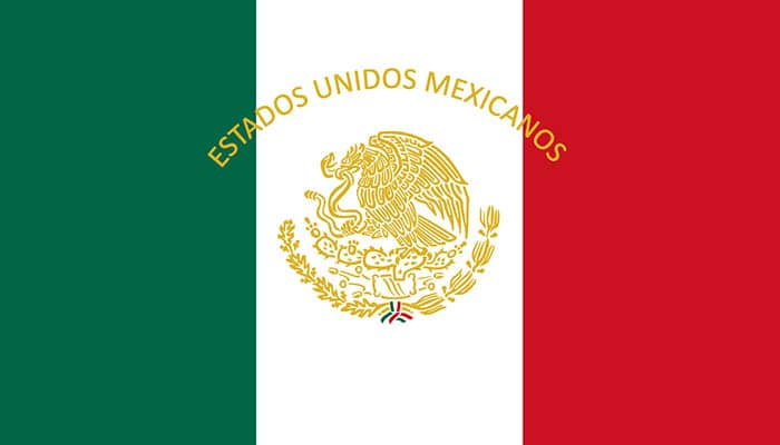 Estandarte Presidencial de México